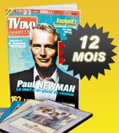 Abonnez vous à TV DVD Jaquettes pour 12 mois - DOM